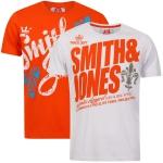 Smith & Jones T-Shirt 2er Pack inkl. Versand um 11€