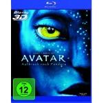 Avatar 3D (Blu-ray 3D + Blu-ray + DVD) für 32,99€ VÖ 31.12