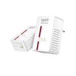 AVM FRITZ Powerline 500E Netzwerkadapter KIT für Steckdose Gigabit-LAN-Anschluss 500MBit/s für 69,90€