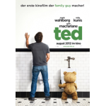 Kinofilm Ted + Coke Zero + Packung M&Ms um 6,50€ @Cineplexx Mens Night