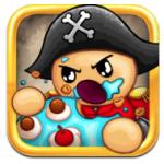 App des Tages: Pirate Smash kostenlos für iPhone / iPad