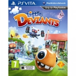 Little Deviants (PlayStation Vita) inkl. Versand um 16,49€