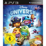 Disney Universe alle Plattformen (PS3,XBOX,Wii,PC) für je 19,97€