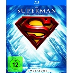 Superman – Die Spielfilm Collection 1978-2006 [Blu-ray] für nur 21 Euro bei Amazon