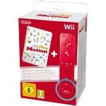 Wii Play: Motion (Spiel + Wii Plus Remote in Rot) für 33,94€