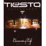 Tiesto – Copenhagen/Elements of Life Wold Tour [Blu-ray] für 10,99€