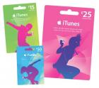 -20% auf iTunes Karten heute und morgen bei Libro!
