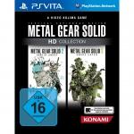 Metal Gear Solid – HD Collection PS Vita für 19,99€