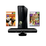 Xbox 360 Slim 250 GB Kinect Kung Fu Panda Bundle für nur 270 Euro bei Amazon