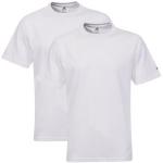 Zwei weiße Adidas T-Shirts für 12,54€