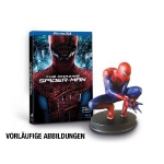 The Amazing Spider-Man [3D Blu-ray] 2-Disc Figuren-Box-Set für 54,99 Euro bei Amazon