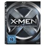 X-Men – Complete Collection (alle 5 Filme) [Blu-ray] für nur 24,97 Euro bei Amazon