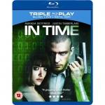 Blu-ray des Tages: In Time (inkl. DVD & Digital Copy) inkl. Versand um 10,99€