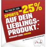 -25% auf ein Produkt und kostenloser Versand bei Sports-Experts