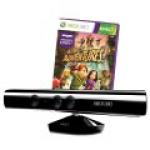 Xbox 360 – Kinect Sensor inkl. Kinect Adventures für nur 90 Euro bei Amazon