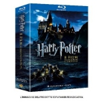 Harry Potter Komplettbox (Teile 1-7.2) [Blu-ray] für nur 34,36 Euro inkl. Versand bei Amazon.it