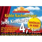 Lugner Kino City: Um 4€ (inkl. aller Zuschläge / 3D) ins Kino