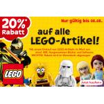 20% Rabatt auf alle Lego & Batman Artikel bei Toys-r-us
