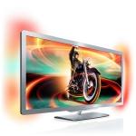 Wahnsinn: Philips 50″ 21:9 Ambilight 3D LED-Backlight-Fernseher inkl. Versand um 1042,30€