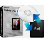 WinX Bluray DVD iPad Ripper für Windows & WinX DVD to iPad Ripper for Mac kostenlos