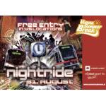 Nightride 2012 – kostenlos in 45 Clubs und Öffis fahren