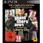 Grand Theft Auto IV & Episodes from Liberty City – The Complete Edition ab 21,29€