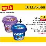 Milka Ice Cream, Oreo, Toblerone, Philadelphia oder Daim um 1,99€