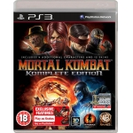 Mortal Kombat: Komplete Edition [PS3 / Xbox360] für nur 16 Euro bei Zavvi