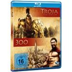 300 & Troja (2 Discs) [Blu-ray] für nur 9,99 Euro bei Amazon
