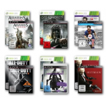 Top Games (Fifa 13, Assassins Creed 3, CoD BO 2 u.v.m.) für 9,99€ vorbestellen bei GameStop