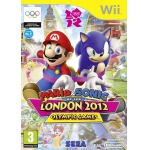 Mario & Sonic bei den Olympischen Spielen: London 2012 für Nintendo Wii inkl. Versand um 23€