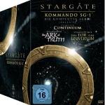 Stargate Kommando SG-1 Complete Box (62 DVDs) für nur 89 Euro vorbestellen bei Amazon