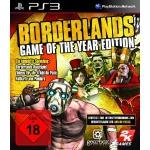 Borderlands GOTY Edition für PS3 um 12,50€ bei Gameware.at