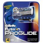 Gillette Fusion ProGlide Rasier + 4 Klingen inkl. Versand um 16,80€