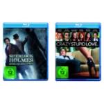 4 Blu-rays für 30 € / 4 DVDs für 24€ bei Amazon.de