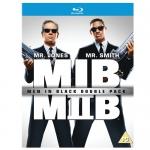 Men In Black I & II auf Blu-ray inkl. Versand um 9,49€ bei play.com