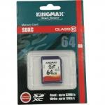 Kingmax Class 10 SDXC 64GB Speicherkarte um 34,90€