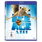 Ice Age – Box Set Teil 1, 2 & 3 [Blu-ray] inkl. Versand um 16,97€