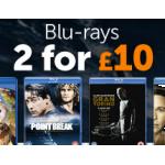 2 Blu-rays um 13,98€ oder 3 Blu-rays um 20,97€ bei Play.com