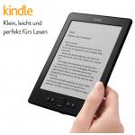 nur kurz: Kindle eReader von Amazon.de um 59€ statt 79€
