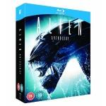 Alien Anthology [Blu-ray] [1979] [4 Disc Set] für nur 15,30 Euro bei Amazon.co.uk
