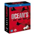Ocean's Trilogy [Blu-ray] für nur 17,70 Euro inkl. Versand bei Amazon.co.uk