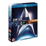 Star Trek: Motion Picture Trilogy [Blu-ray] für nur 17,80 Euro bei Amazon.co.uk