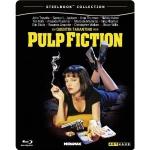 Pulp Fiction – Steelbook Collection [Blu-ray] für nur 14 Euro bei Amazon