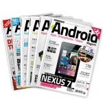 Android Magazin Jahresabo (6 Ausgaben) um 11,80€