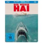 Der weisse Hai (Limited Steelbook Edition) Blu-ray + Digital Copy um 10,97€