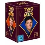 Two and a half Men Superbox – Die kompletten Staffeln mit Charlie Sheen: 1-8 um 66,97€