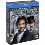 The Sherlock Holmes Collection: 1 & 2 Double Pack (Blu-ray) inkl. Versand um 16,49€