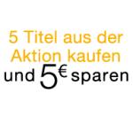5 Tage Film-Schnäppchen auf Blu-ray und DVD bei Amazon.de