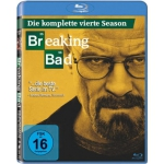 Breaking Bad Staffel 1-4 auf Blu-ray ab je 12,97 Euro / DVD ab je 9,97 Euro